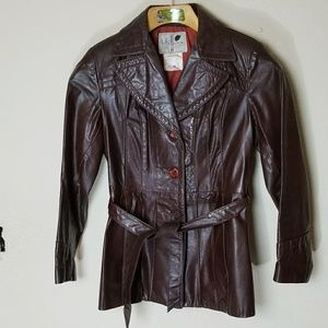 Beautiful Vintage Wilson Leather Jacket